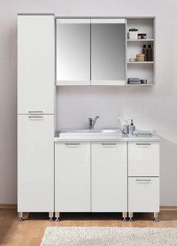 Комплект №1 для ванной (1400х480х2070)