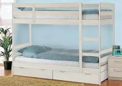 Кровать детская двухъярусная Пирус с ящиками