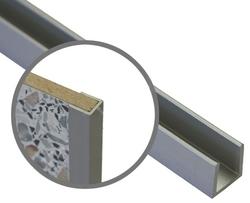 Планка для стеновых панелей торцевая
