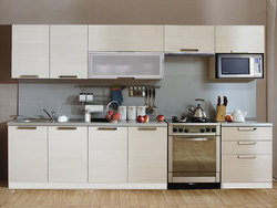 Кухня Престиж со шкафом под микроволновую печь 2200, 1 категория