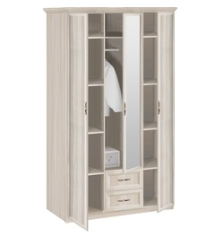 7.19 Шкаф 3-х дверный с зеркалом 1322х2420х572 серия Классика