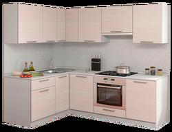 Кухня Симпл угловая 1600х2200, 1 категория Боровичи мебель