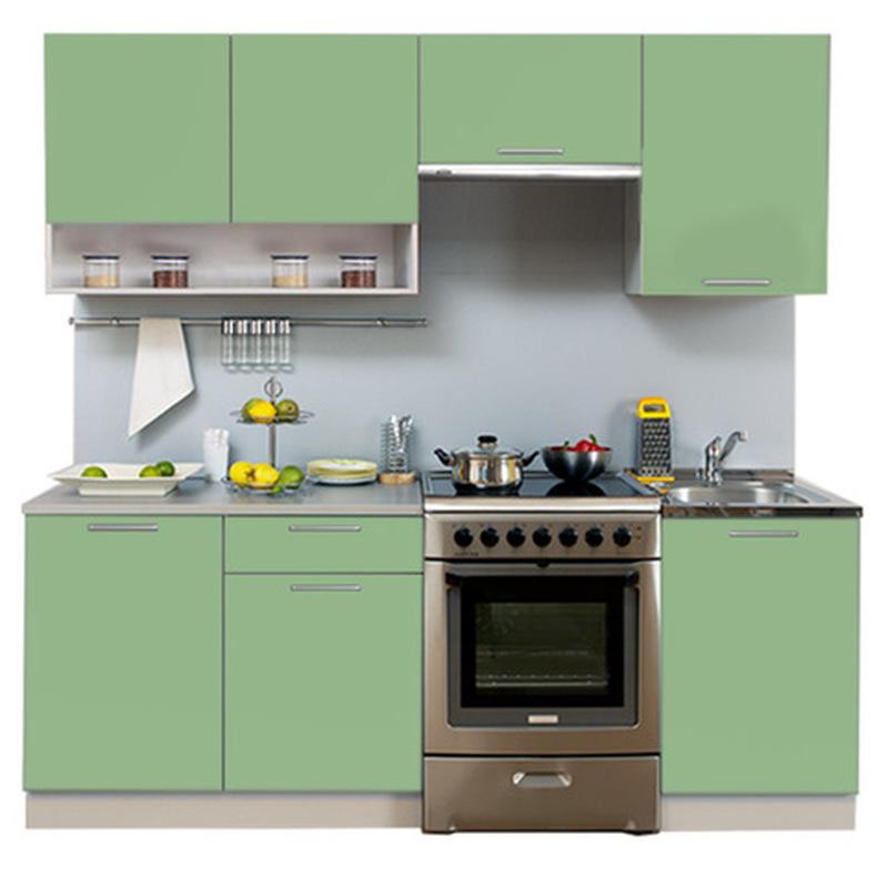 Кухня Симпл 2100 мм с нишей, 1 категория