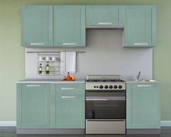 Кухня Симпл 2100, массив, Боровичи мебель