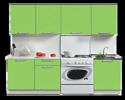 Кухня Симпл 2100, 1 категория Боровичи мебель