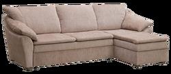 Угловой диван Скарлетт  2-1 1400 (дельфин)