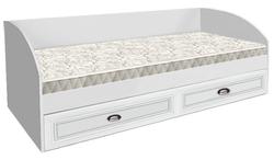 Кровать Соня 900 мм (без матраса) серия Классика