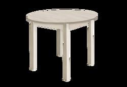 Стол раздвижной  с круглой крышкой (900x900)