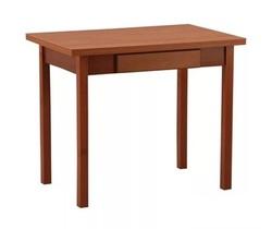Стол обеденный раскладной с ящиком Прямая нога (600х900)