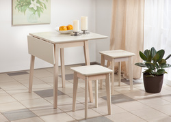 Стол раскладной массив (750х450/900)