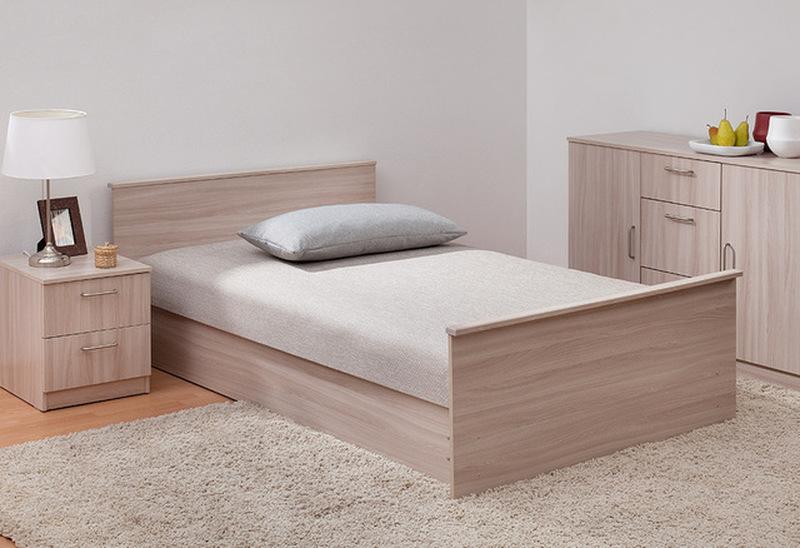 Кровать с подъемным механизмом 900