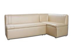 Кухонный угловой диван Уют со спальным местом (Правый)