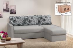 Угловой диван Виктория 2-1 comfort Компакт