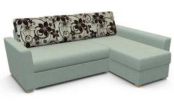 Угловой диван Виктория 2-1 comfort лонг 1400