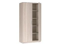 20.05 Шкаф 2-х дверный 842х1790х385 серия Соло