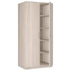20.07 Шкаф 2-х дверный для одежды серия Соло