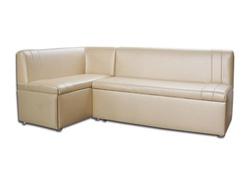 Кухонный угловой диван Уют со спальным местом (Левый)