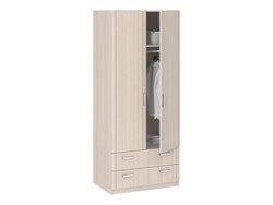 8.023 Шкаф 2-х дверный с ящиками серия Лотос