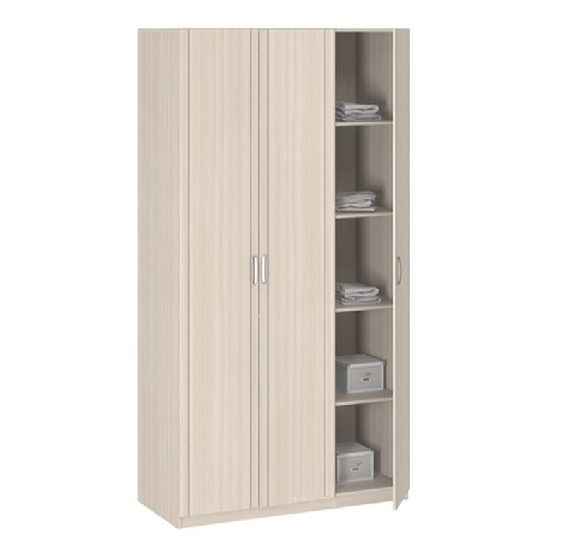 8.03  Шкаф для одежды 3-х дверный серия Лотос