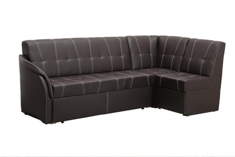 """Кухонный угловой диван со спальным местом в стежке """"Релакс"""""""