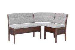 Кухонный угловой диван Этюд облегченный 3-1  с ящиком (1100х1700)