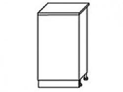 СН-55 Стол 400х600х840 ( массив ), Боровичи мебель