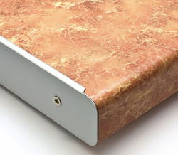 Планка торцевая для столешниц 38 мм, Боровичи мебель