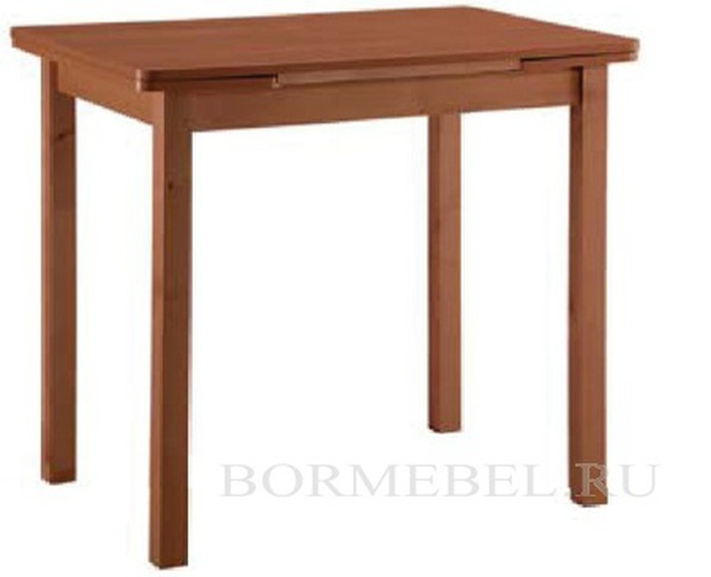 Стол раздвижной со скруглением 580х800