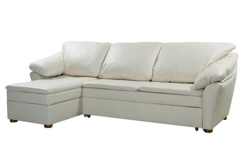 Угловой диван Скарлетт  2-1 (дельфин)