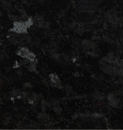 Столешница Черный гранит глянец 38 мм, цена за пог.м.