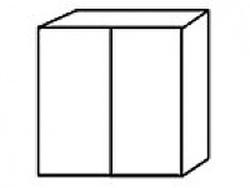 СВ-12 Шкаф 800х320х700 ( массив ), Боровичи мебель