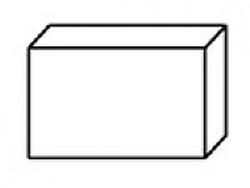 СВ-23 Шкаф над вытяжкой 500х320х350 ( массив ), Боровичи мебель