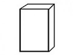 СВ-7 Шкаф 500х320х700 ( массив ), Боровичи мебель