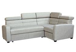 Угловой диван Виктория 3-1 с подголовниками 1350
