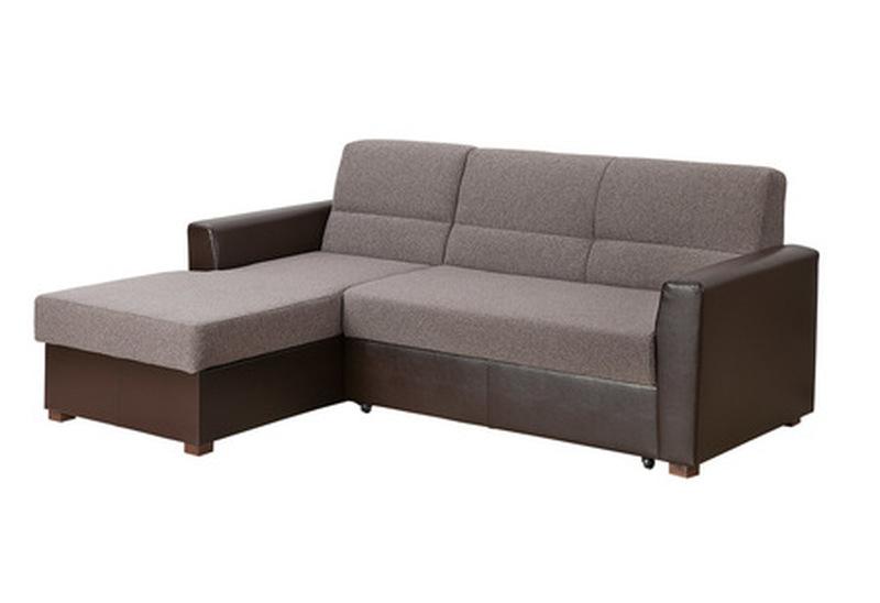 Угловой диван Виктория 2-1 с увеличенным ящиком 1400