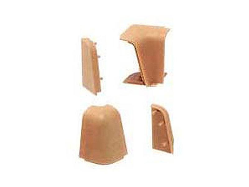 Заглушки для плинтуса (комплект), Боровичи мебель